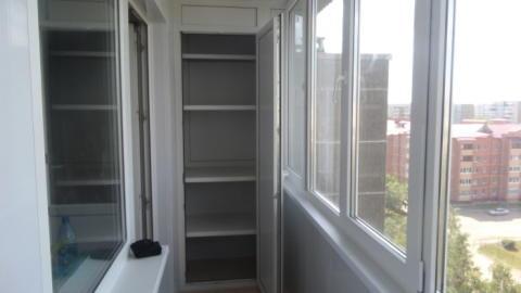 Пластиковые балконы